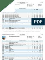 Planilha Orçamentária Terminal Coari PDF