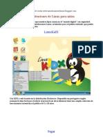 Distribuciones de Linux para niños