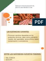 1. primas utilizadas en el procesamiento de productos cárnicos