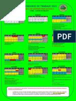 calendario PAT DGP 2021