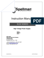 Spellman High Voltage Generator (SLMMAN)