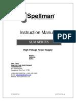 Spellman High Voltage Generator (SLMMAN)