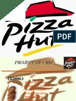 pizzahut--Project-of-Crm