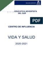 PROYECTO LISTO CENTRO DE INFLUENCIA UEPAS 1