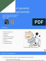 Diarrea en el paciente inmunocomprometido (1)