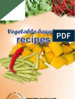 Vegetable-based recipes