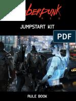 Cyberpunk Red  - Rulebook (Книга правил)
