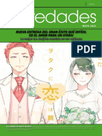 Novedades ECC Manga Mayo 2021
