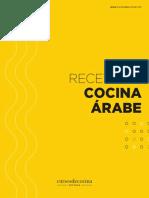 Recetario Cocina Arabe