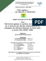 Verification globale du system - SOGLO Murielle Farrelle Eurydi_151