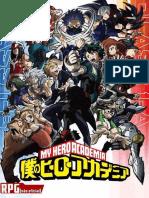 RPG - Boku No Hero Jogador 1