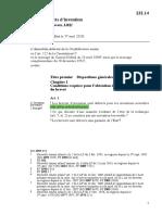 Loi - LBI - (Loi sur les Brevets d-Inventions)