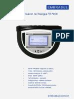 Catálogo RE7000 Embrasul