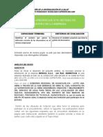 - FICHA DE APRENDIZAJE SESION N°02 CONTROL DOCUMENTARIO NEW