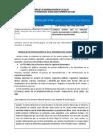 - FICHA DE APRENDIZAJE SESION N°06-GESTIÓN DOCUMENTAL - -