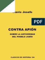Contra-Apion-Flavio-Josefo