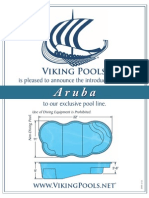 Introducing the Aruba by Viking Pools
