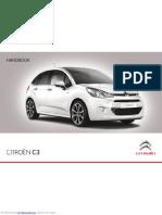 Citroen C3 II 2010- Handbook ENG