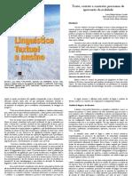 Texto cotexto e contexto Gouvêa, Pauliukonis e Monnerat