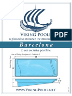 Introduction to the Barcelona by Viking Pools