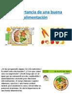 Diapositivas de La Alimentacion (1)