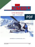 N 59 AEROMED. Le lien aéronautique ISSN _ AEROMED N 59 MARS_AVRIL Aeromed N59 Page 1