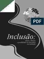 Livro INCLUSÃO 2015