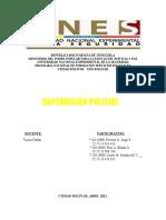 Trabajo Supervision Policial
