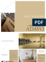 Adavo Property Joint Ventures