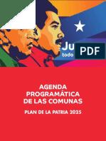 PLAN SECTORIAL DE LAS COMUNAS