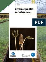 Produccion de Plantas en Viveros Forestales