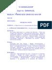 FRANCISCO CÂNDIDO XAVIER - EMMANUEL - O CONSOLADOR