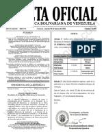Gaceta Oficial N°42.098