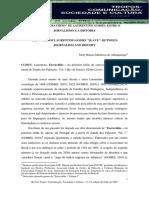 """A OBRA """"A ESCRAVIDÃO"""" DE LAURENTINO GOMES"""
