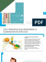 Guia Alimentaria Brasil Por Ameli Montero y Lucy Guzman