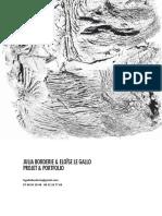Julia Borderie & Eloïse Le Gallo Projet & portfolio (1)