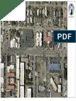 Butler Avenue Taper Map