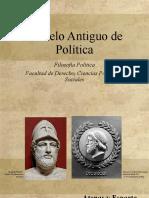 4. Modelo Antiguo de Politica