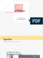 2. Influencias Cultura Política