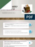 Diccionario didáctico