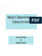 Modulo Psicologia Do Desenvolvimento- Turma 3