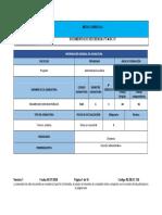 Régimen del servidor público Bulnyer Campos B, Cetap Paujil 20211