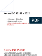 Norme ISO 15189
