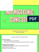 Indy Clinic 2011