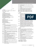 Exam Essentials Practise Tests FCE 1 Answer Key