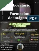 Laboratorio Formación de imagenes
