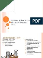 teoria Burocrática e Estruturalista2