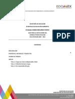 Guía Estrategia de Educación Ambienta Edomex | AGUA