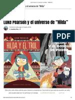 Luke Pearson y el universo de _Hilda_ - TIMEJUST