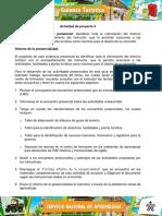 Evidencia Informe de La Presencialidad AP4
